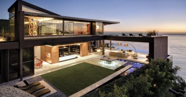 Nettleton 198; Clifton, Capetown, South Africa; Stefan Antoni Olmesdahl Truen Architects