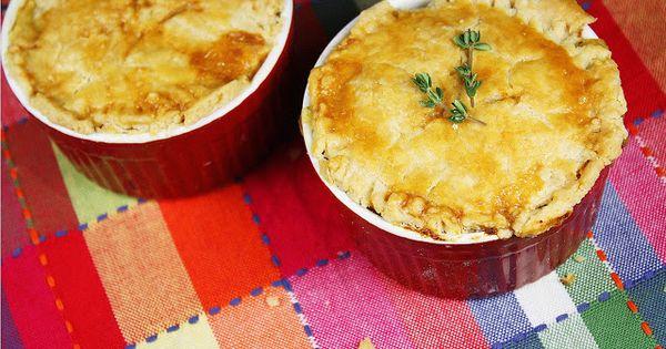 Best chicken pot pie, Chicken pot pies and Pot pies on Pinterest