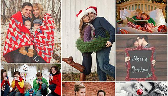 Clever Christmas Cards Ideas.101 Creative Christmas Card Ideas And 25 Photo Prop Ideas