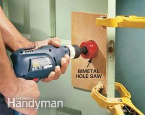 How To Properly Use A Hole Saw Hole Saw Holes Saw