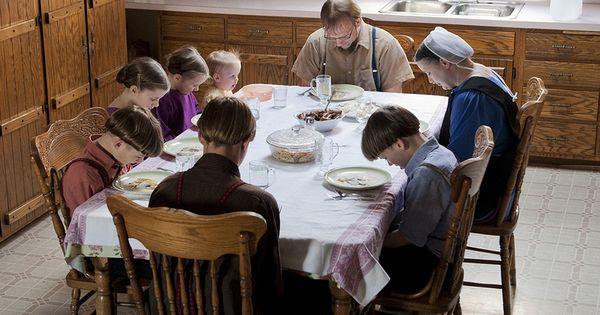Essay on amish religion