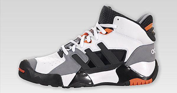 De vez en cuando Cerveza inglesa Patria  Adidas Streetball 2 | Retro basketball shoes, Basketball shoes for men,  Sneaker boots