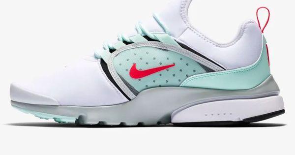 Nike Presto Fly World BlancClaire voieNoirCoquelicot