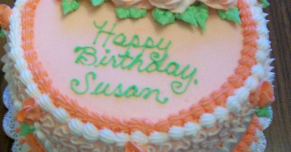 susan s birthday cakes Happy Birthday, Susan!   Birthday ...