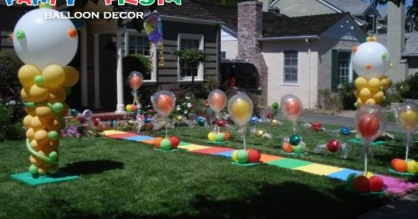 Candy Land Party Theme Decorations | 911_theme_parties_candy_land_balloons.jpg