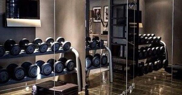 Home gym mirror under lightwell http amzn to fsi xt