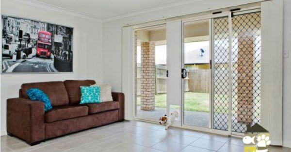 Aluminium Pet Door Pet Patio Door Dog Door Pet Door