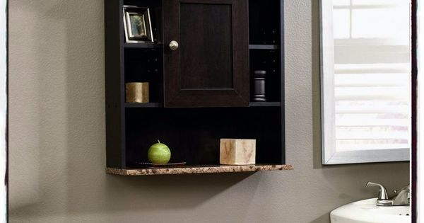 Bathroom Storage Wall Cabinet Shelf Organizer Over The