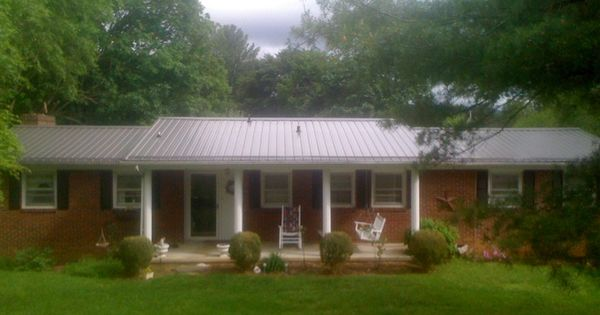 Red Brick Ranch Curb Appeal