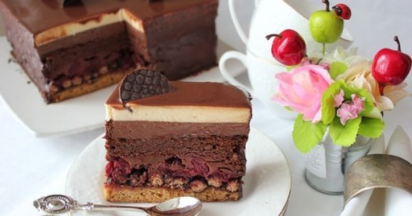 Шварцвальдский торт с фото
