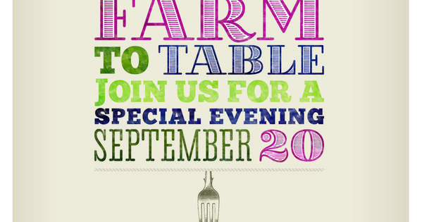 The Wethersfield Farmers Market Farm to Table Dinner ...