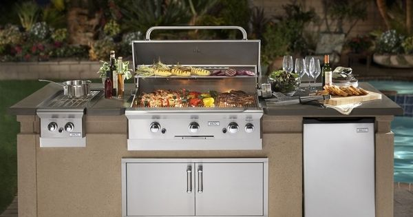 Barbecue Fixe Fonctionnel Et Esth Tique Dans Le Jardin Moderne The O 39 Jays Cuisine And Barbecue
