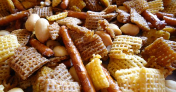 Homemade Microwave Chex Mix Snack Mix Recipes Chex Mix Recipes Original Chex Mix Recipes