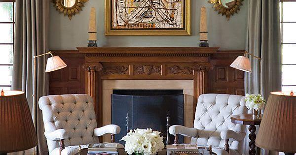 Alexa Hampton Design Bilder