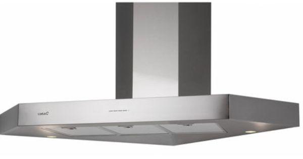 Hotte de cuisine d 39 angle avec clairage int gr angolo - Hotte de cuisine d angle ...