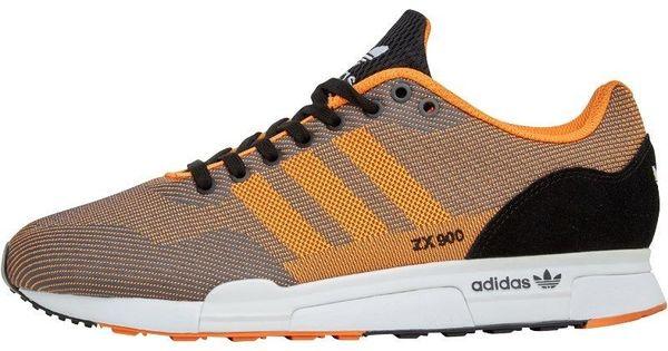 5863b8f9e ... Details about adidas Originals Mens ZX 900 Weave Trainers Bahia  OrangeBlack UK Sizes 8-10 ...