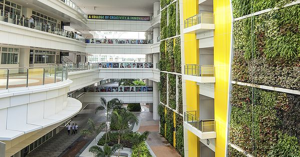 Institute of Technical Education, Singapore. Landscape ...