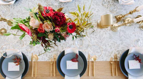 Elegant Dinner Table Pinterest Charlotte Hales Home Tour Read