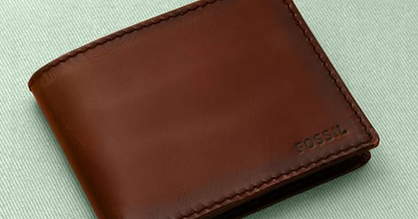 mens wallets fossil nice sturdy wallet that can last