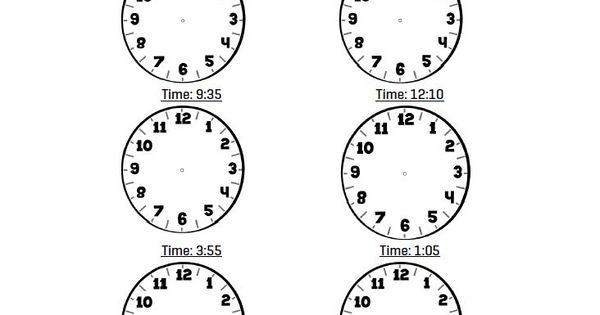 telling time lesson for grade 3 eqao math and measurement fun with clocks worksheet print. Black Bedroom Furniture Sets. Home Design Ideas