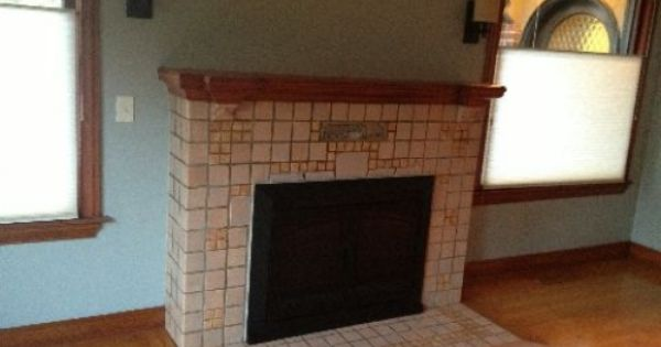 Art Tile Fireplace Tiles 1920s Tile Art Fireplace Tile Fireplace