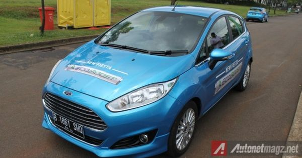 Ford Fiesta Ecoboost Indonesia