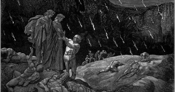 Dantes inferno exerpts