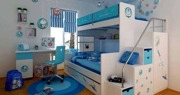 Best Bunk Beds Girls Room Design Ideas Blue Bunk Beds Girls 640 x 480