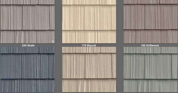 Best Details About Vinyl Siding Split Shake Like Real Cedar 400 x 300