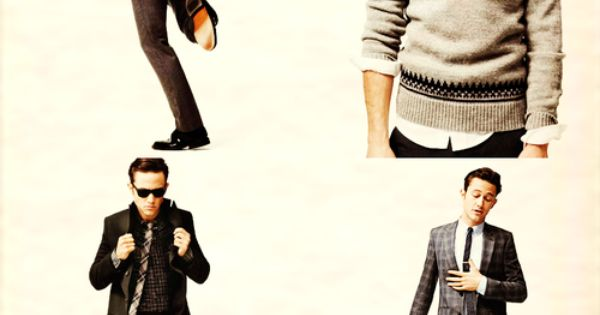 JGL, sartorial beacon to slim men everywhere.