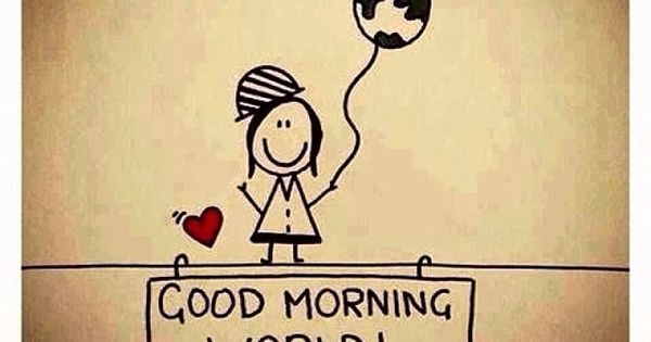 Good Morning Miss In French Language : Good morning peeps make it a great day quotes