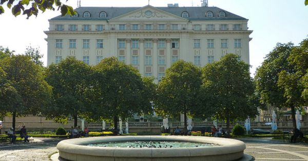 Hotel Regent Esplanade Zagreb Croatia Croatia Zagreb Zagreb Croatia