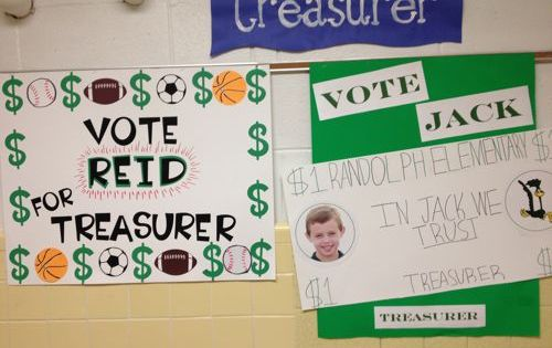 class president poster ideas 5th grade - Google Search ...