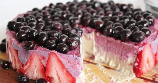 10 No-Bake Raw Vegan Cakes That Are Perfect for Summer . .