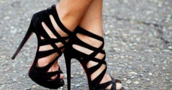 2nd prom heels