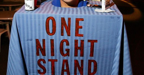 One Night Stand Costume For Women