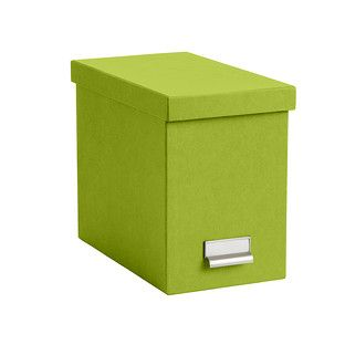 Bigso Green Stockholm Desktop File The Container Store Home Office Storage Paper Storage Desktop Organization