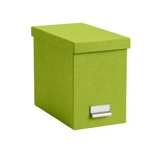 Bigso Green Stockholm Desktop File The Container Store Home Office Storage Paper Storage Desktop Organization