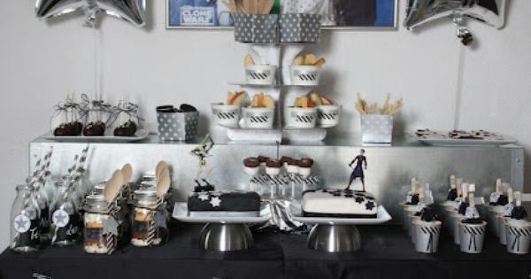 das kleine weisse haus star wars birthday party kindergeburtstag pinterest star wars. Black Bedroom Furniture Sets. Home Design Ideas
