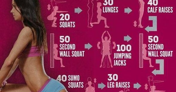 Challenge: Sexy Leg Workout Duration: 15 minutes Ready, set, GO!