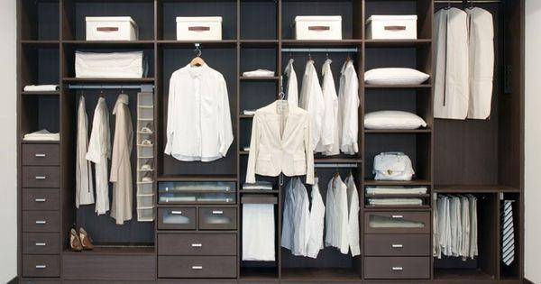 Descubre planificadores para dise ar tu armario online de - Disenar armarios a medida ...