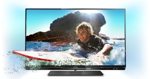 Philips 37pfl6007k 12 94 Cm 37 Zoll Ambilight 3d Led Backlight Fernseher Energieeffizienzklasse A Full Hd 400 Hz Pmr Dvb T C S2 Ci Smart Tv 3d Tvs Tvs