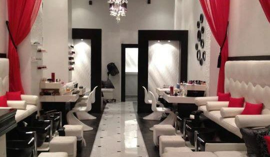 If There Was To Ever Be A Full On Rumour Has It Nail Salon