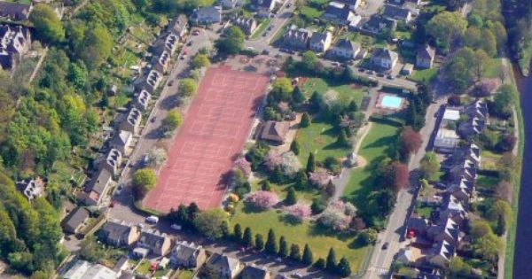 Bellfield Park Inverness Lovely Park On The Way To The Ness Islands Facilities At The Park Is Tennis Courts Paddling Pool And Playgr Inverness Park Photo