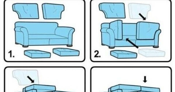 how to make a couch fort
