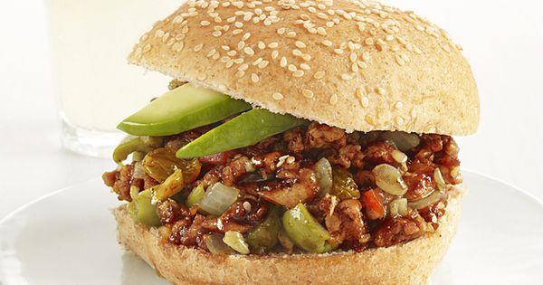 Turkey, Sandwiches and Sloppy joe on Pinterest