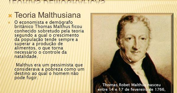 thomas malthus an essay on population summary