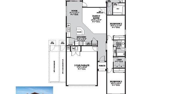 DR Horton Columbia II Floor Plan Via Wwwnmhometeamcom