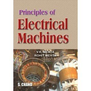 Principle Of Electrical Machines By Vk Mehta Pdf Free Pdf Books In 2020 Electrical Engineering Electrical Engineering Books Electrical Engineering Quotes