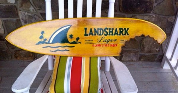 New Landshark Surfboard